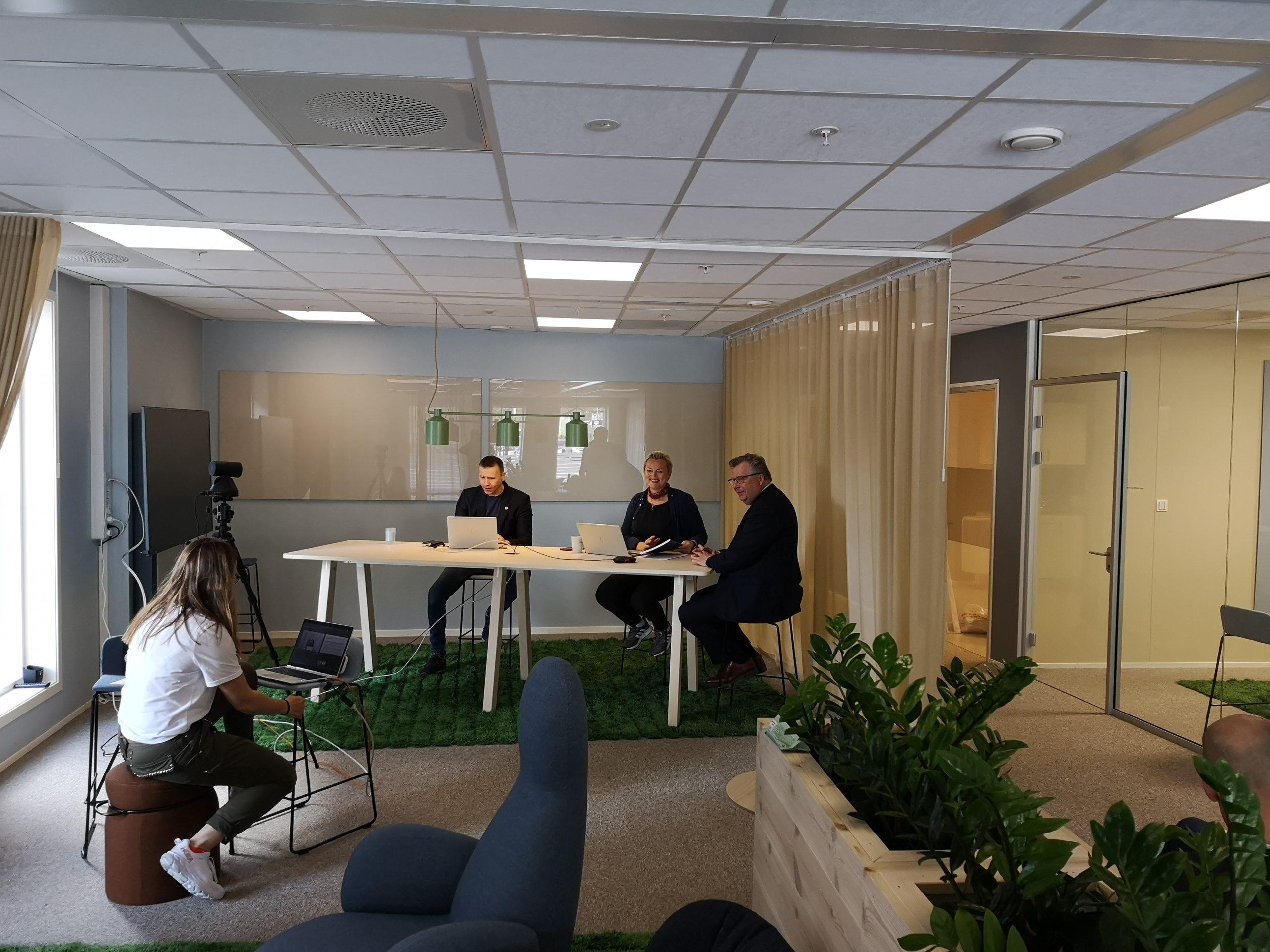 3.1 Pressekonferanse bef.undersøkelse. Foto UiB
